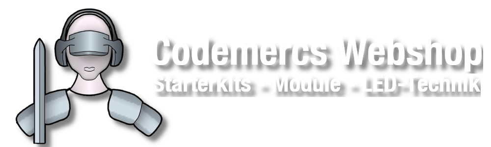 Codemercs Webshop-Logo